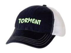 Team Torment Richardson Trucker Cap