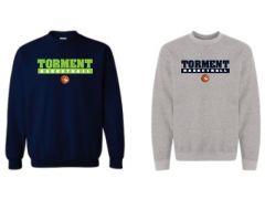 Team Torment Men's Gildan Crewneck Sweatshirt