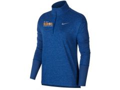 Illinois Marathon Women's Nike Element 1/2-Zip Running Top