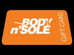 Body N' Sole Gift Card