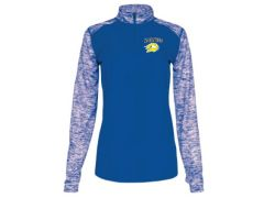 Midstate Madness Badger Women's Tonal 1/4 Zip