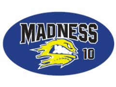 Midstate Madness Car Decal