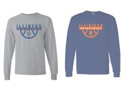 University High Basketball Gildan Cotton LS