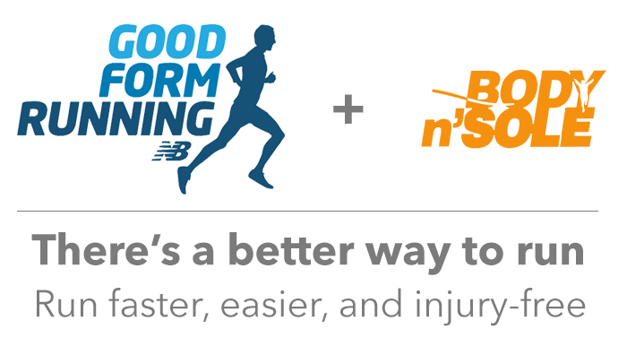 Good Form Running Clinic by Body N Sole Sports